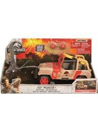 jurassic world jeep matchbox jurassic world jeep wrangler mr toys toyworld