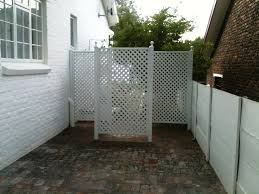 free standing trellis edgewoods trellis and fencing