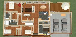 small cottages floor plans cabin plans tiny cabins plan house on wheels floor interior inside