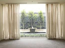 Outstanding Curtain Over Blinds Sheer Curtains Let Daylight