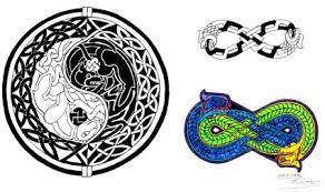 celtic knot designs alleghany trees