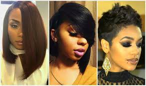 the thin hair african american bob hairstyles african american 21 simple bob hairstyles for thin
