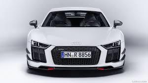 Audi R8 Grey - 2018 audi r8 performance parts color suzuka grey front hd