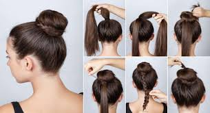 hair buns simple and stylish hair buns you diy read health related