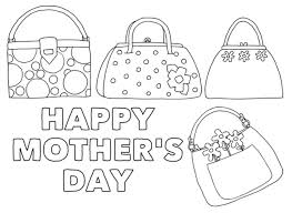 free printable mothers day cards for color 509277 coloring pages