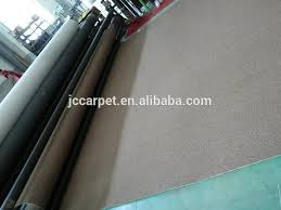 cheap wall to wall floor covering carpet for hotel office guest