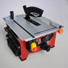 Bench Top Table Saws Industrial Power Table Saw Ebay