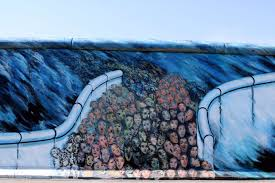 unh commemorates 25th anniversary of the fall of the berlin wall caption berlin germany july 10th 2010 small part of east side gallery the largest 1 3 km and best kept segment of the berlin wall