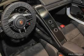 Porsche 918 Hypercar - gallery porsche 918 spyder hypercar in malaysia image 344406