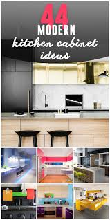 Furniture For Kitchen Cabinets by 44 Best Ideas Of Modern Kitchen Cabinets For 2017