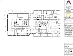commercial as built floor plans