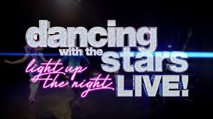 Light Up The Night Tour Dancing With The Stars Youtube