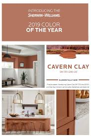 benjamin kitchen cabinet colors 2019 sherwin williams color year cavern clay colors cabinet paint