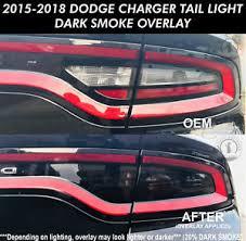 tail light smoke kit dodge charger smoked tail lights ebay