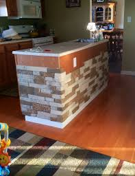 Stone Kitchen Island by Using Air Stone In The Kitchen