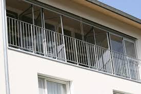 balkon wetterschutz wintergarten bau ch balkonverglasungen
