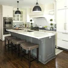 kitchen island with sink and seating kitchen island with sink walnut kitchen island with sink