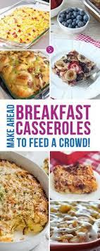 crockpot overnight breakfast casserole recipe overnight