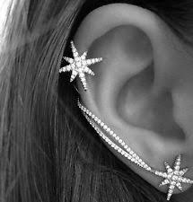ear cuffs singapore cuff fashion earrings ebay