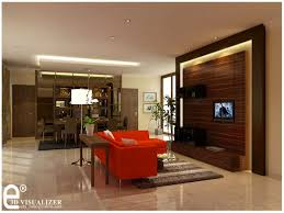 modern tropical home interior design house and images with awesome