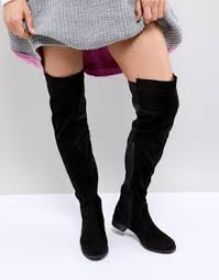 s flat boots nz s boots ankle knee high the knee asos