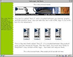html layout under shopsite starter version 7 1 help and resource center