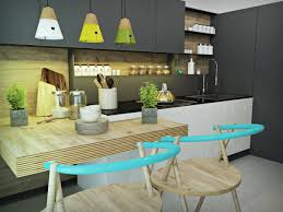 design project a studio apartment