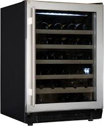 haier wc200gs 24 inch built in wine cellar with 48 bottle capacity