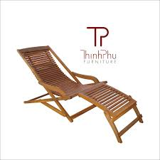 Armchair With Footrest Sun Lounger Rejoxy Thinh Phu Furniture