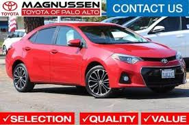 toyota corolla sedan price used 2015 toyota corolla sedan pricing for sale edmunds