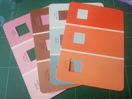 Paint Chips by Paint Chips Jumbleshell