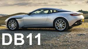 2017 aston martin db11 2017 aston martin db11 interior exterior and drive youtube