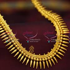 gold plated fashion necklace images Nl3777 beads design gold plated haram long necklace fashion JPG