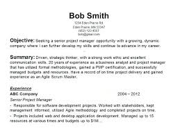 formal resume template here are resume career objective objective resume throughout career