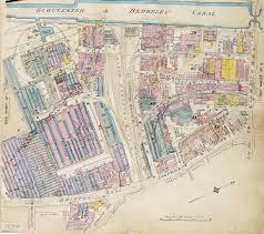 1 8 Maps Taken From Goad Insurance Maps At Gloucestershire Archives Maps