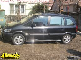 opel zafira 2002 tuning suggestions online images of opel zafira 2002 tuning