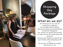 Where Do Interior Designers Shop What Happens On A Shopping Day With The Vanilla Slate Girls
