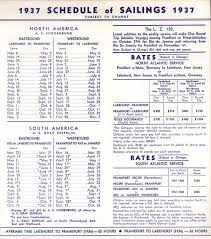 What Is The Cost Of Six Flags Tickets Lz 129 Hindenburg A Detailed History Airships Net