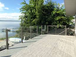 vinyl decking installation railing services in edmonton alberta