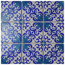 merola tile crystalline market square flamingo 11 3 4 in x 11 3 4