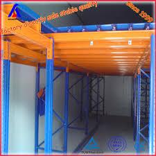 Modern Design Steel Platform Mezzanine For Warehouse Buy