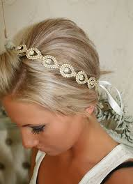 gold headbands bridal headpiece gold gold bridal hair accessories gold