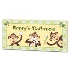 Monkey Bathroom Ideas by 27 Best Christian U0027s Bathroom Ideas Images On Pinterest Kid