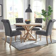 gray dining table with bench weathered grey dining table gray new round chairs benches kitchen