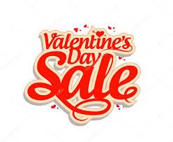valentines sale day sale stock vector slena 38781777