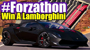 a day to remember forzathon guide win a lamborghini sesto