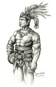 hombre maya by juan 117 on deviantart