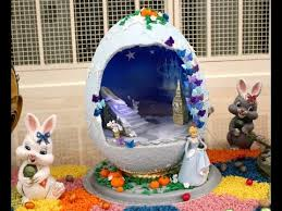 easter egg display 4th annual easter egg display at disney s grand floridian resort and