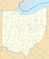 Toledo Ohio Map File Usa Ohio Location Map Svg Wikimedia Commons