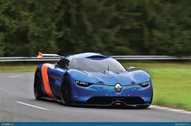 renault alpine celebration ausmotive com renault alpine a110 50 revealed